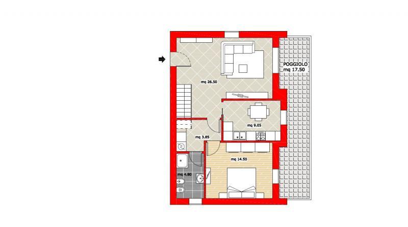 appartamento rif.7