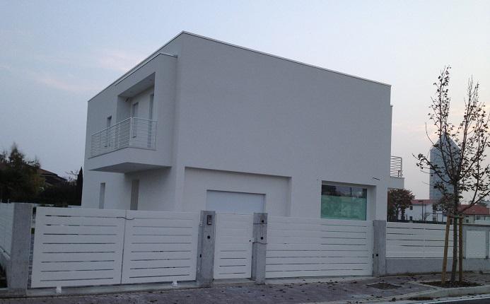 Giambrone casa for Casa moderna jesolo